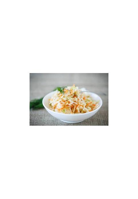 Petite portion de coleslaw